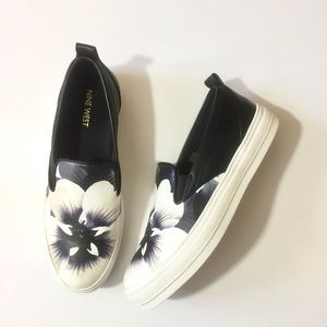 Nine West | Olsen Floral Slip-On Sneaker